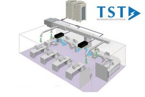 Tổng quan về hệ thống điều hòa trung tâm VRV