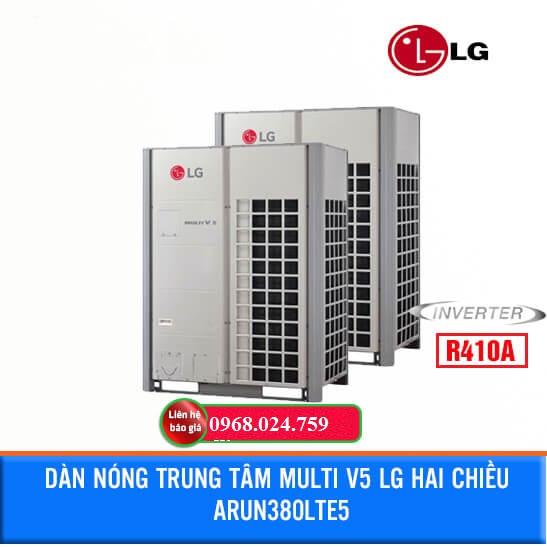 Dàn Nóng điều hòa trung tâm LG MULTI V5- 8HP 2 Chiều ARUN080LTE5