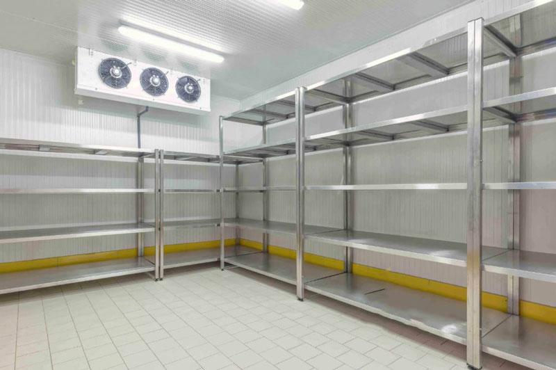 Kho lạnh bảo quản thực phẩm TST-TP-6S