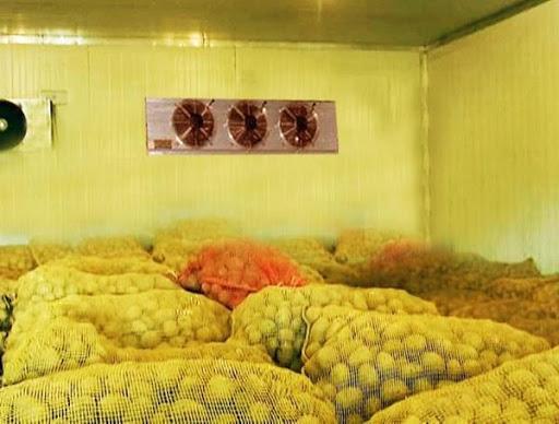 Kho lạnh bảo quản nông sản TST 50S