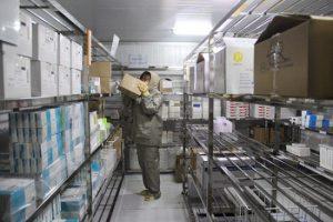 Lắp đặt Kho lạnh bảo quản dược phẩm