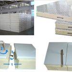 Vật liệu thi công kho lạnh cần sử dụng những gì?