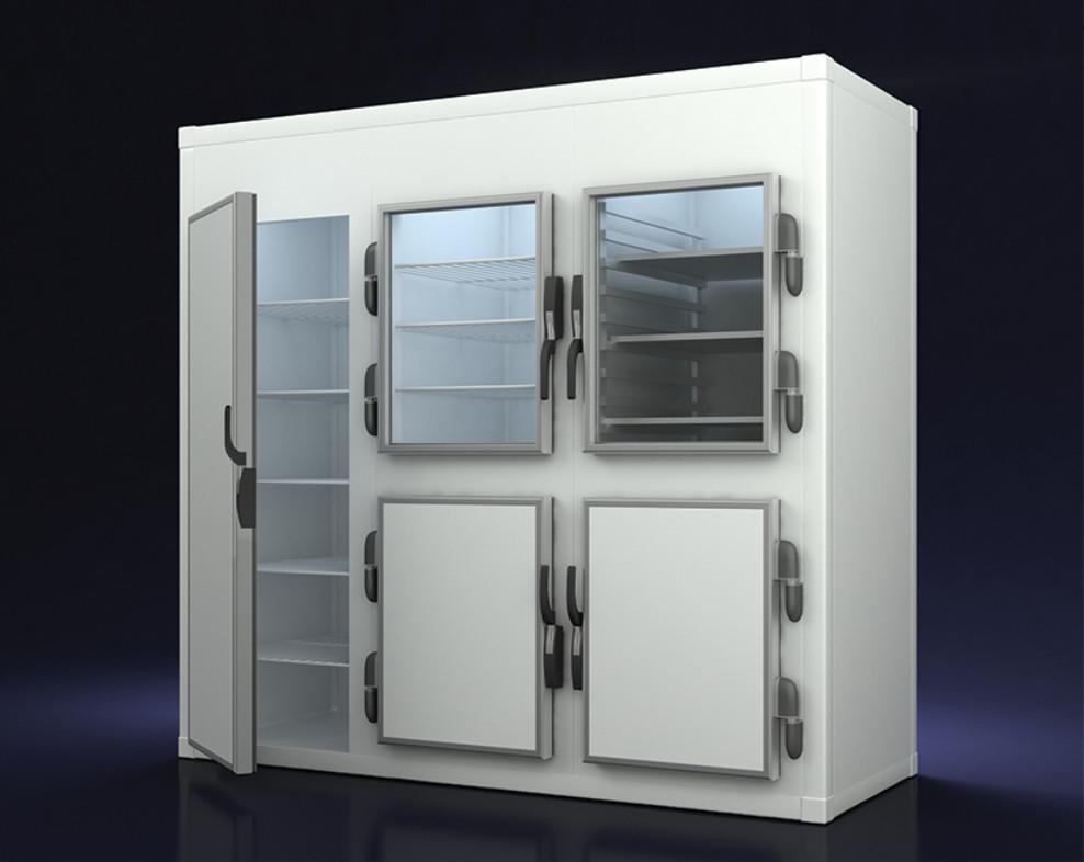 kho lạnh công nghiệp mini