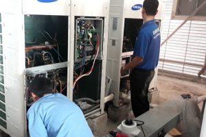 Hướng dẫn cách tự vệ sinh máy lạnh công nghiệp