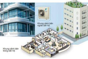 Vì sao nhà chung cư nên sử dụng điều hòa Multi Daikin