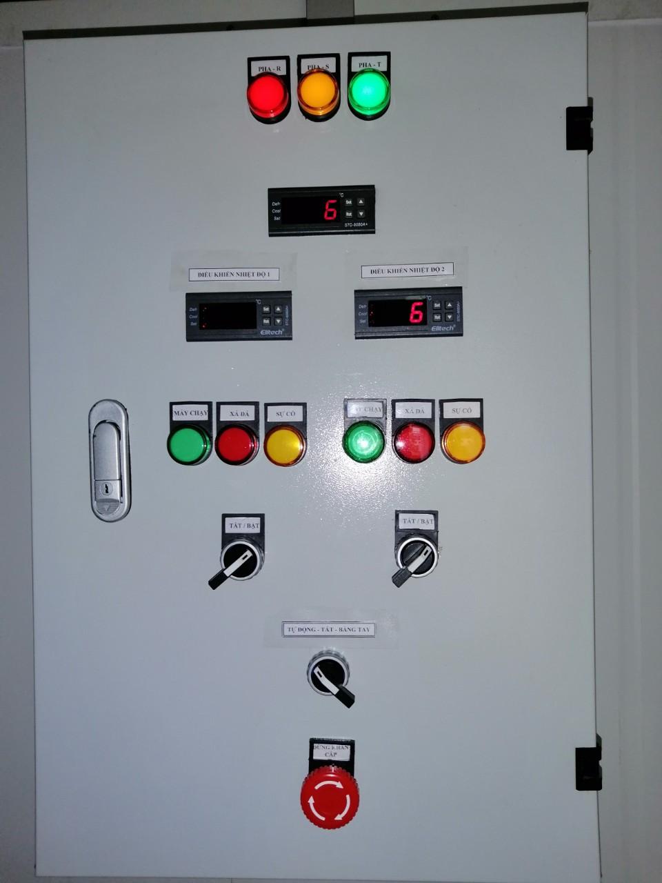 lắp đặt hệ thống kho lạnh mini